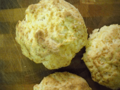 biscuit cheddar garlic recipe