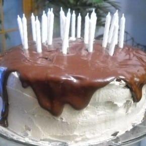 Mochaccino Cake @EclecticEveryday