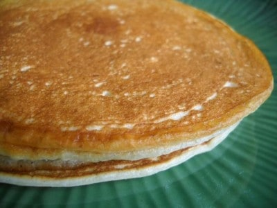 Perfect Pancakes by EclecticRecipes.com #recipe