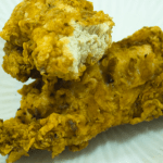Buttermilk Fried Chicken by EclecticRecipes.com #recipe