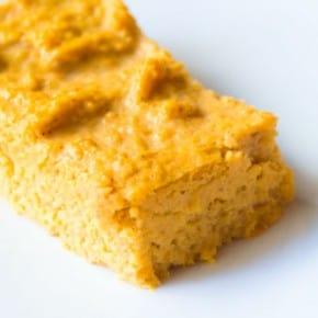 Pumpkin Pie Breakfast Bars @EclecticEveryday