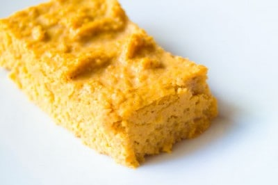 Pumpkin Pie Breakfast Bars by EclecticRecipes.com #recipe