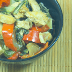 Five Spice Chicken Stir Fry @EclecticEveryday