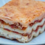 Lasagna Recipe @EclecticEveryday