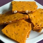 Peanut Brittle @EclecticEveryday