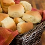 Sweet and Buttery Yeast Rolls  @EclecticEveryday