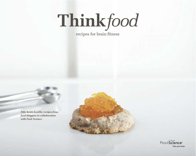 Thinkfood Cookbook Giveaway! @EclecticEveryday