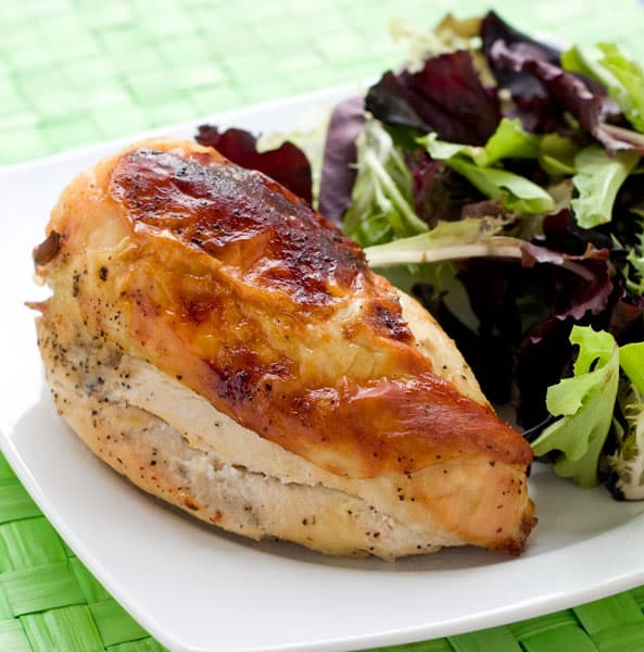 Tequila Lime Chicken by EclecticRecipes.com #recipe