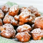 Apple Fritters @EclecticEveryday