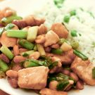 Kung Pao Chicken @EclecticEveryday