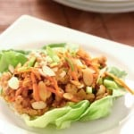 Chicken Lettuce Wraps @EclecticEveryday