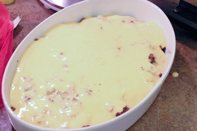 Loaded Nacho Dip by EclecticRecipes.com #recipe