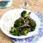 Beef and Broccoli Stir Fry by EclecticRecipes.com #recipe