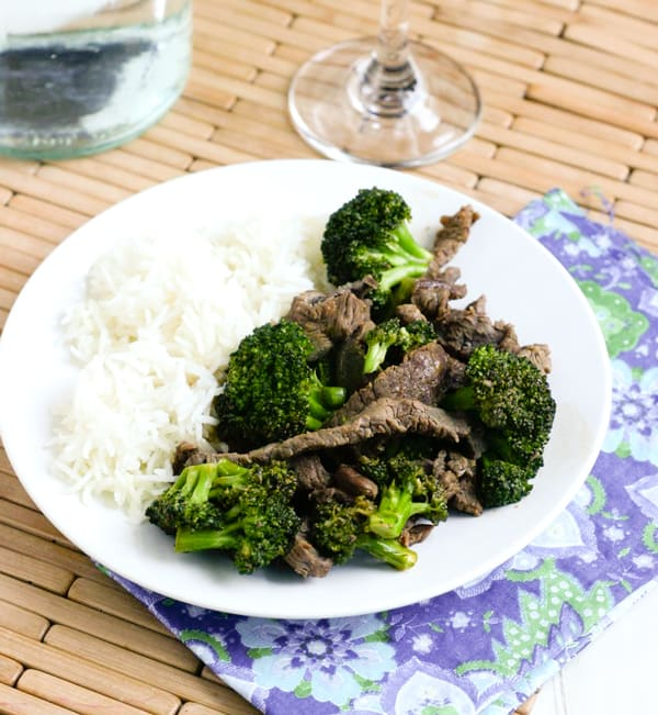 Beef and Broccoli Stir Fry @EclecticEveryday