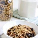 Homemade Granola Recipe @EclecticEveryday