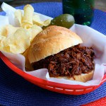 Hawaiian Pulled Pork  by EclecticRecipes.com #recipe