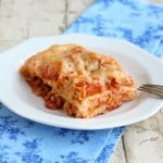 My Best Lasagna Recipe @EclecticEveryday