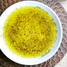 Garlic and Herb Olive Oil Dip with Carapelli Olive Oil by EclecticRecipes.com #recipe