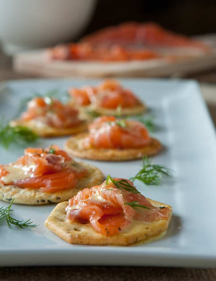 Eclectic Everyday » Salmon From Norway and Norwegian Gravlax
