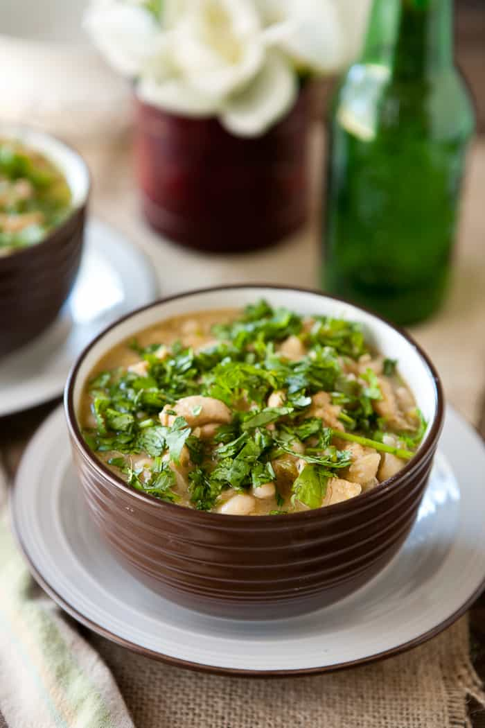 5 Soups to Get You Through The Cold Season by EclecticRecipes.com #recipe