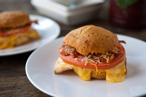 Kentucky Hot Browns by EclecticRecipes.com #recipe