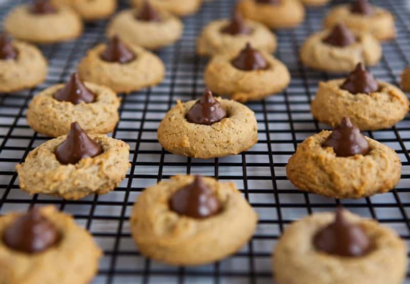 Almond Cookies Resepi Almond Blossom Cookies