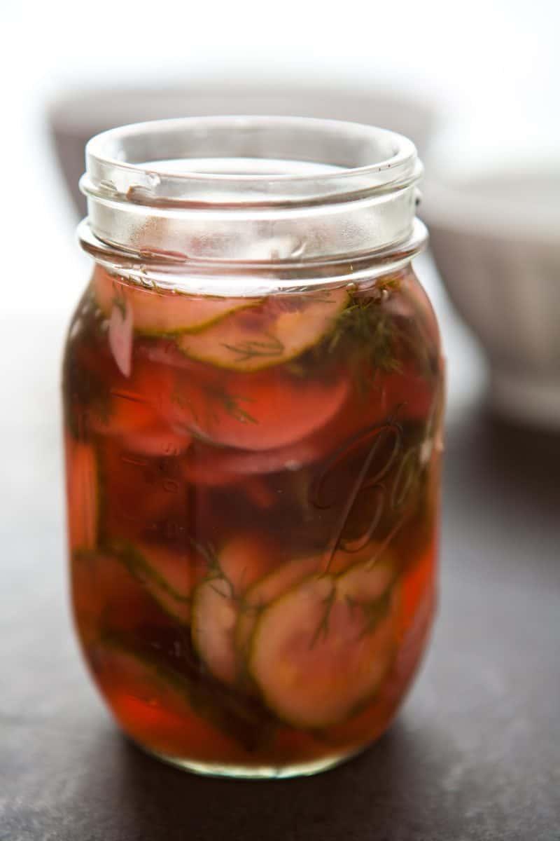 Best Refrigerators: Best Refrigerator Pickles Recipe