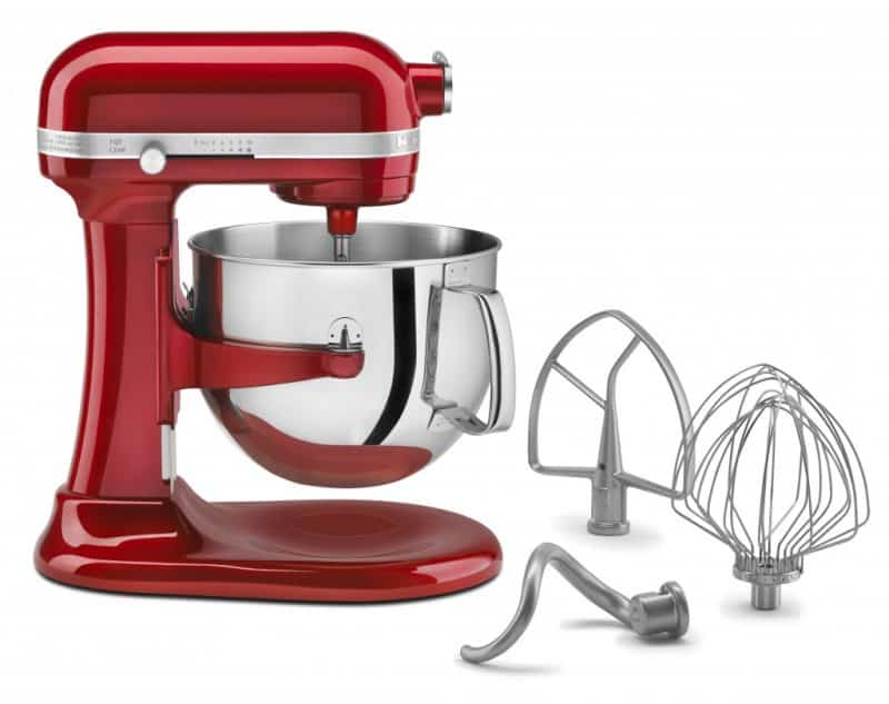 Eclectic Recipes » Homemade Pizza Crust 3 Ways And A KitchenAid Stand Mixer  Giveaway