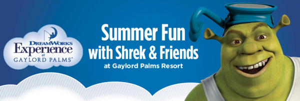 ShrekFeast at The Gaylord Palms Orlando by EclecticRecipes.com #recipe