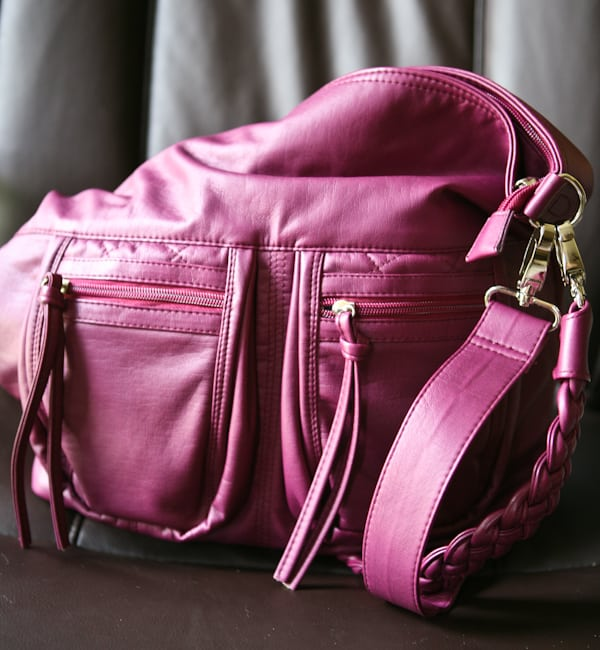 Epiphanie Camera Bag Giveaway by EclecticRecipes.com #recipe