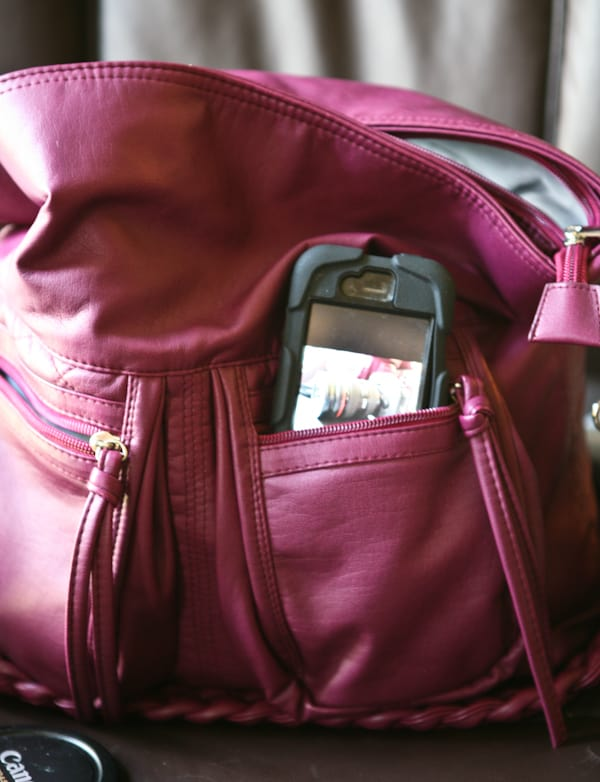 Epiphanie Camera Bag Giveaway @EclecticEveryday