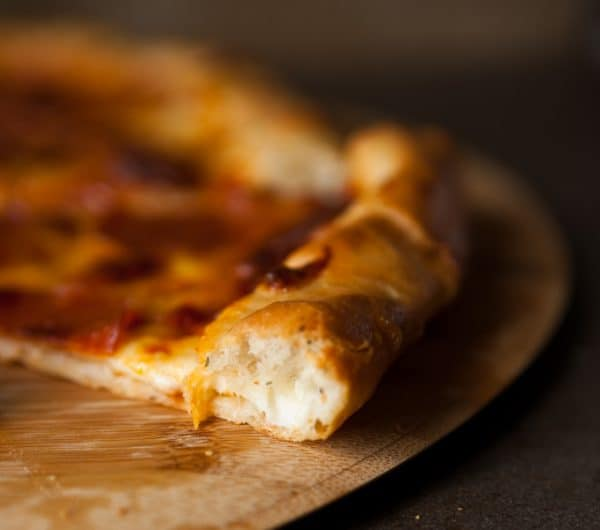 Homemade Pizza Crust 3 Ways and a KitchenAid Stand Mixer Giveaway @EclecticEveryday