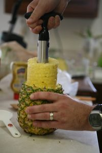 Pineapple Agua Fresca and an OXO Giveaway  by EclecticRecipes.com #recipe