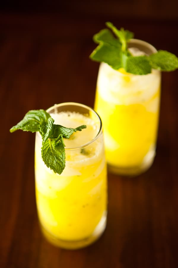 Pineapple Agua Fresca and an OXO Giveaway  @EclecticEveryday