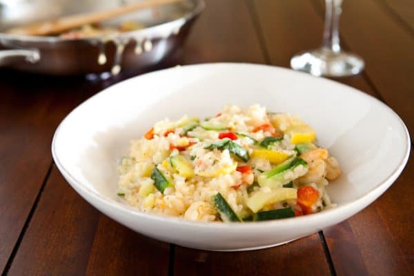 Bertolli Risotto and a Giveaway by EclecticRecipes.com #recipe