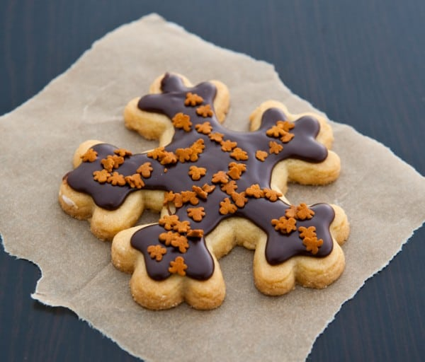 Cut Out Sugar Cookie Recipe by EclecticRecipes.com #recipe
