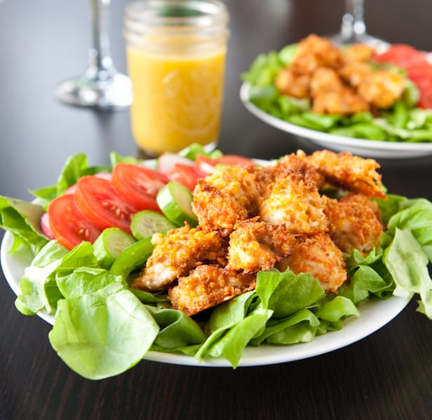 Eclectic Recipes » Cheddar Jack Bacon Chicken Salad