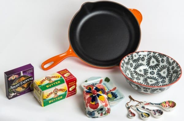 Land O Lakes Le Creuset Giveaway by EclecticRecipes.com #recipe
