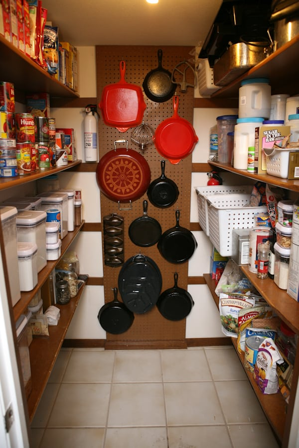Pantry Organization {OXO POP Giveaway} @EclecticEveryday