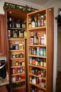 Pantry Organization {OXO POP Giveaway} by EclecticRecipes.com #recipe