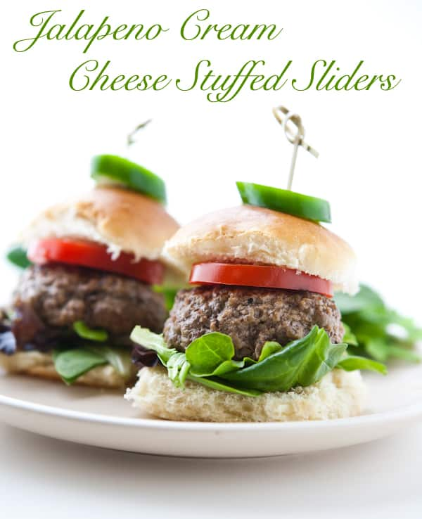 Stuffed Sliders Your Way Recipe — Dishmaps