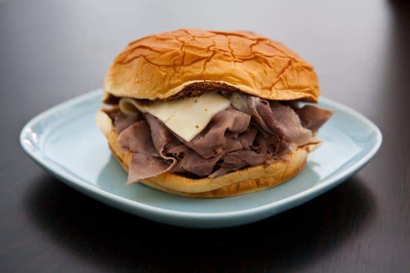 Arbys New KINGS HAWAIIAN Roast Beef Sandwich @EclecticEveryday