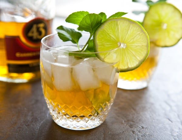 43 Pineapple Mojito  by EclecticRecipes.com #recipe