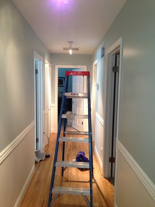 Help me Decorate My Hallway @EclecticEveryday