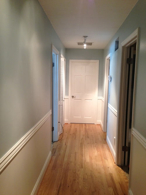 Fabulous Fresh How To Decorate The Hallway Armandlee Info Largest Home Design Picture Inspirations Pitcheantrous