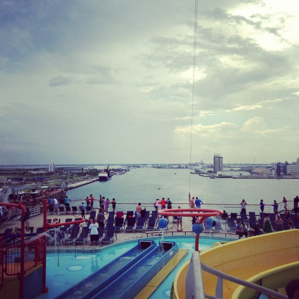 Life on a Carnival Cruise Ship  @EclecticEveryday