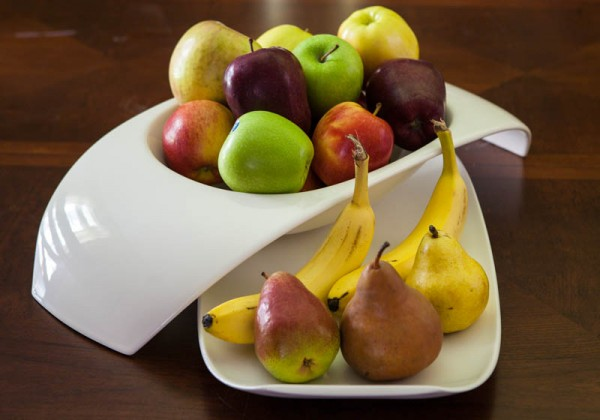 Easy Fruit Bowl with Villeroy & Boch #Everyday Luxury @EclecticEveryday