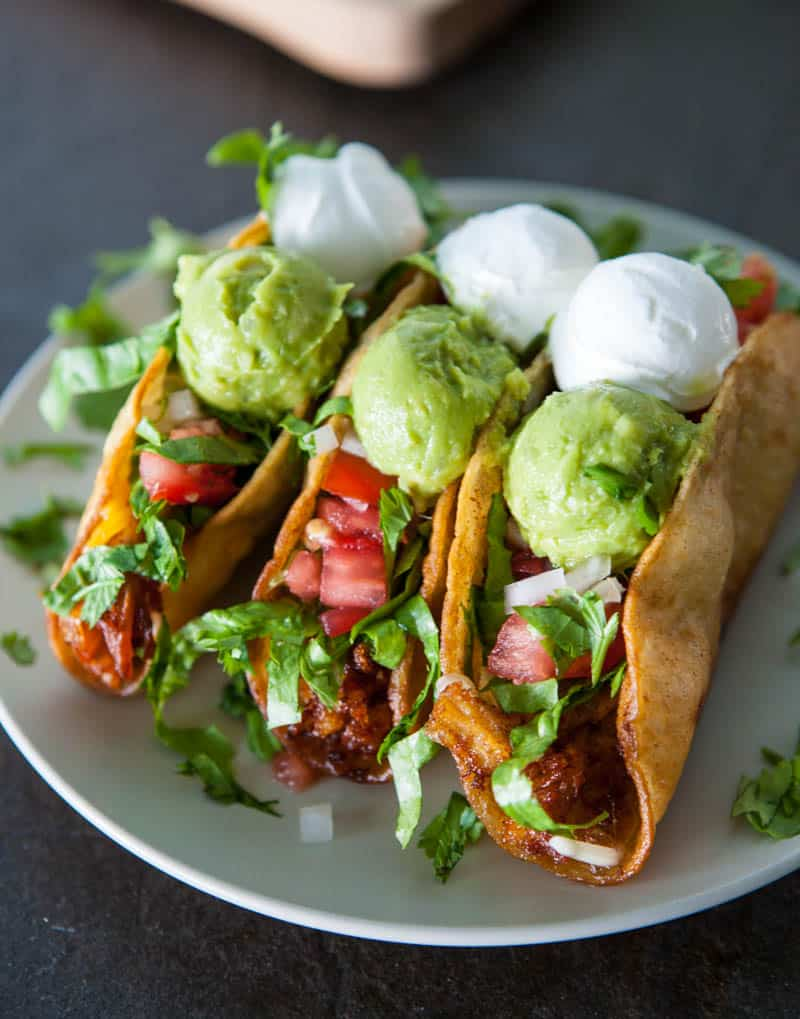 Eclectic Recipes Chicken Fried Tacos Eclectic Recipes