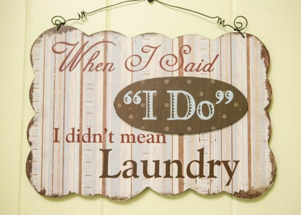 Laundry Room Makeover and a Giveaway! @EclecticEveryday