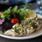 Lemon Rosemary Grouper @EclecticEveryday